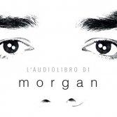 Particolare della copertina de L'audiolibro di Morgan