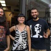 Flamingo Records, punk in Genova