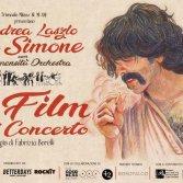 """Illustrazione della locandina de """"Il Film Del Concerto"""" di Andrea Laszlo De Simone - a cura di Irene Tersicore Carbone"""