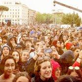 L'ultima volta del Concertone in Piazza San Giovanni, nel 2019 - Foto Andrea Bracaglia/Kikapress