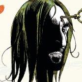 """Un particolare della copertina di """"Atlante delle case maledette"""" di Francesco Bianconi"""