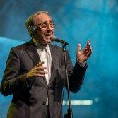 Franco Battiato live a Torino il 24 Maggio 2012 - foto KikaPress, Luciano Movio