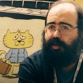 Tuono Pettinato in un'intervista al Lucca Comics 2019
