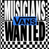 Con Vans Musicians Wanted puoi far conoscere la tua musica e suonare con Yungblud