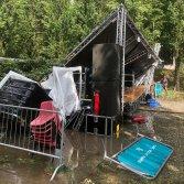 Il Ginzburg Park Festival non si abbatte
