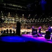 Un live alla O2 Arena London - foto di Gianluca Massimo