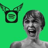 La protagonista di Psyco di Alfred Hitchcock non prende bene la scomparsa dei servizi di streaming musicale