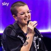 Febe a X Factor 2021 - foto Sky