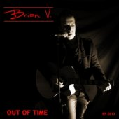 copertina album Out of Time - EP Brian V.