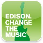 edison change the music, foto immagine