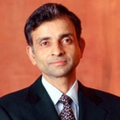 social network, L'imprenditore Vivek Ranadivé