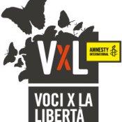 voci per la libertà, Il premio Amnesty Italia a Voci per la libertà