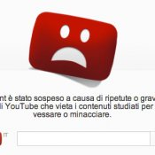 youtube, Il canale YouTube dei Club Dogo è stato censurato e cancellato