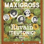 tour europeo, Concerti all'estero per i C+C=Maxigross