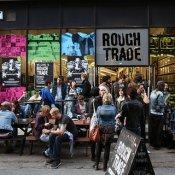 cd, Lo storico negozio Rough Trade a Brick Lane