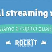 infografica, L'infografica di Rockit per capire le differenze tra Spotify, Deezer e gli altri servizi di streaming musicali