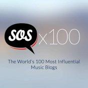 internet, La classifica dei 100 blog musicali più influenti del web