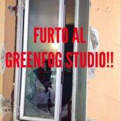 furto, derubato il Green Fog Studio di Genova