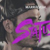 testi, Marracash e il suo Status