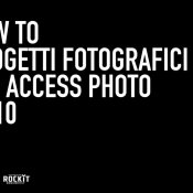 how to, All Access Photo - How To