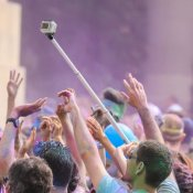 legge, Selfie Stick ai concerti