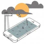 internet, Illustrazione di Oisin Orlandi
