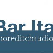 podcast, Bar italia podacast streaming Shoreditch Radio Londra