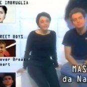 tv, Daniele Bossari e Carmen Consoli a Select MTV