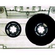 cassette, cassetta musicassetta audio nastro