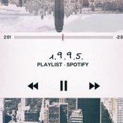 discografia, Una playlist su Spotify