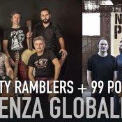 tour europeo, Modena City Rambles 99 posse