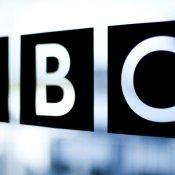 tv, BBC logo