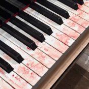musica classica, Blood on the piano
