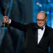 premio oscar, Ennio Morricone candidato all'Oscar per il film di Tarantino