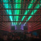 discoteca, Come controllare le luci di un club, ballando