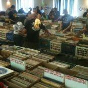 nuovo disco, Cataste di dischi a prezzi sovietici