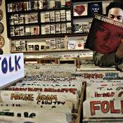 etichette, Negozio di dischi
