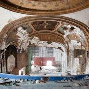 teatro, teatro abbandonato
