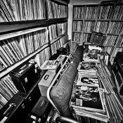 negozio dischi, Negozio dischi