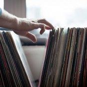 mercato discografico, foto immagine