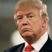 politica, Donald Trump tirste