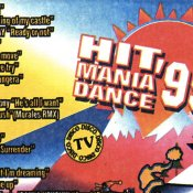 compilation, hit mania dance 99 copertina