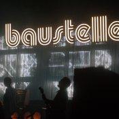 foto bellissime, Baustelle Live