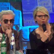 talent show, Morgan e la De Filippi