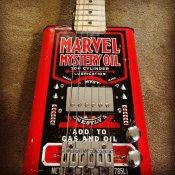 chitarra, Hayburner Guitars