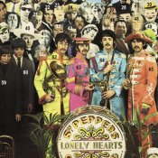"beatles, Beatles ""Sgt. Pepper"" collage Peter Blake anniversario"