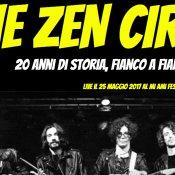 storia di copertina, zen circus