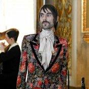 moda, Bianconi alla sfilata di Gucci, Fotografo Yannis Vlamos / Indigital.tv