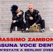 spettacolo, Massimo Zamboni, Nessuna voce dentro