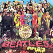 beatles, La copertina di Sgt. Pepper